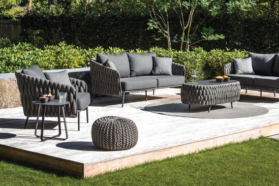 Décoration extérieur et mobilier de jardin au Maroc - Edenio